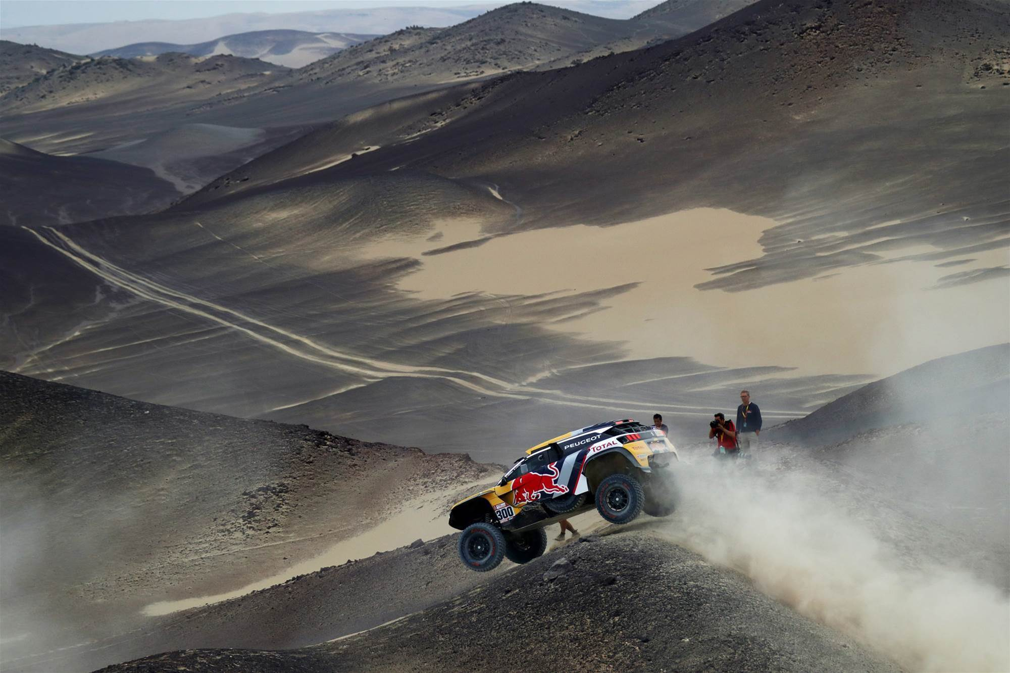 Pic gallery: Dakar Rally