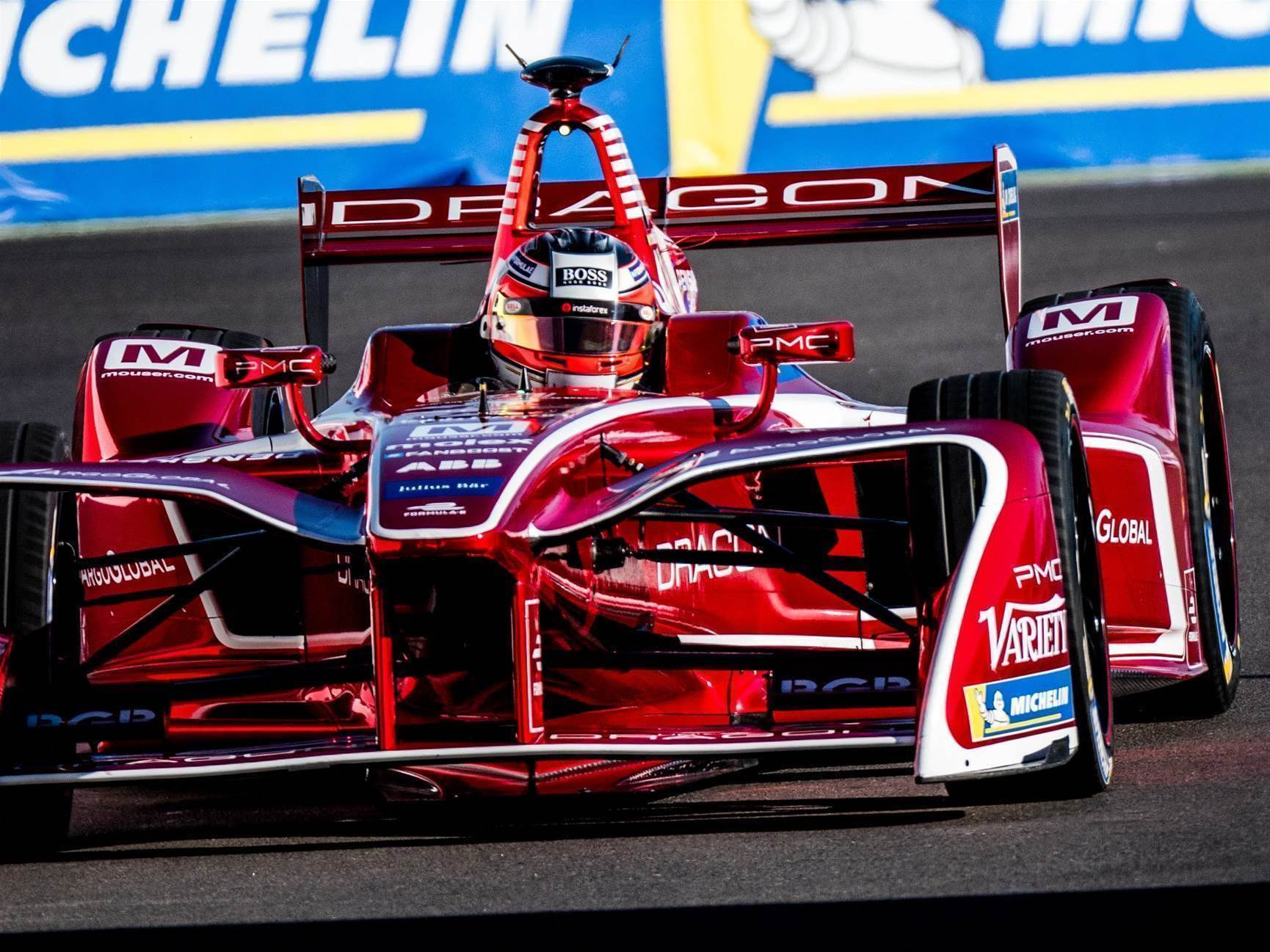 Pic gallery: Marrakesh Formula E