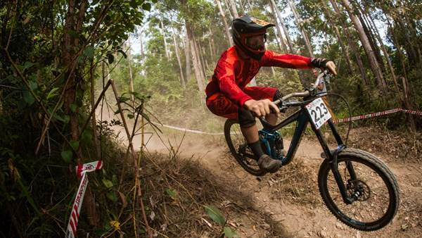 MTBA National DH RD 1: Coffs Harbour