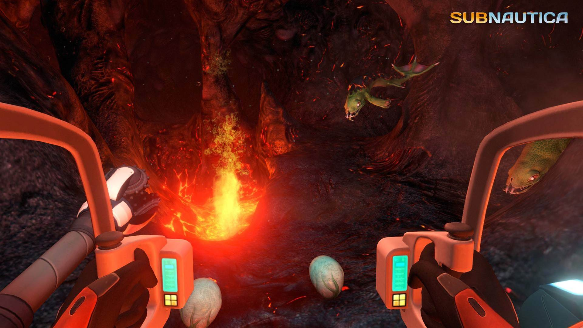 Sink your teeth into these sweet submerged Subnautica screens
