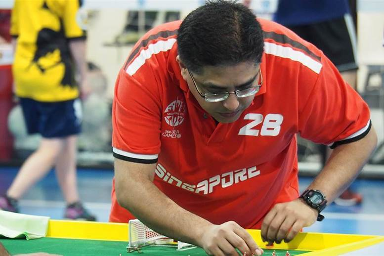 Gallery: 2018 Asian Cup of Table Football