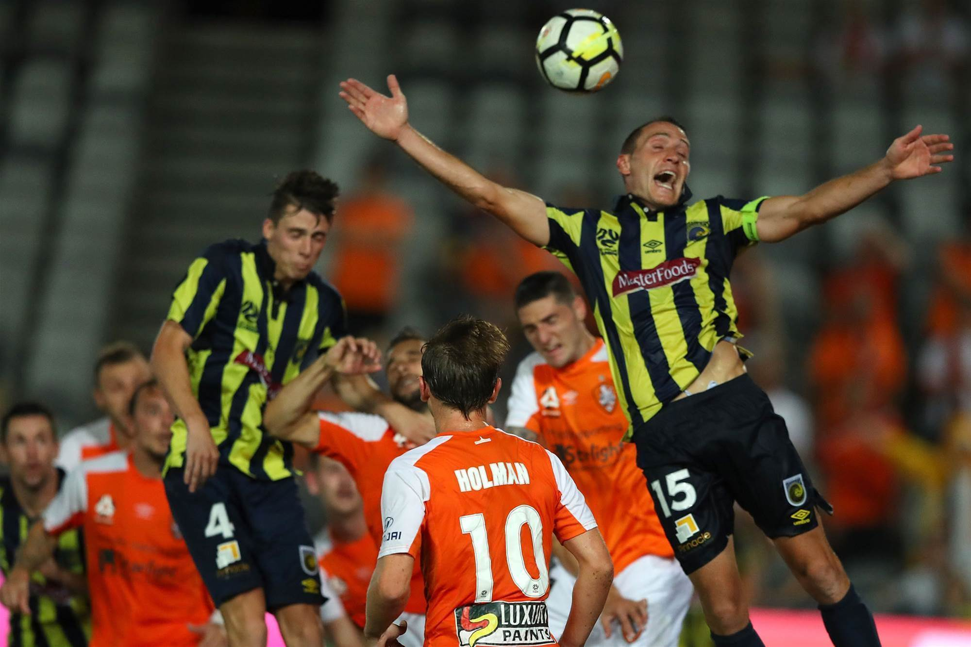 A-League Round 18 pic special
