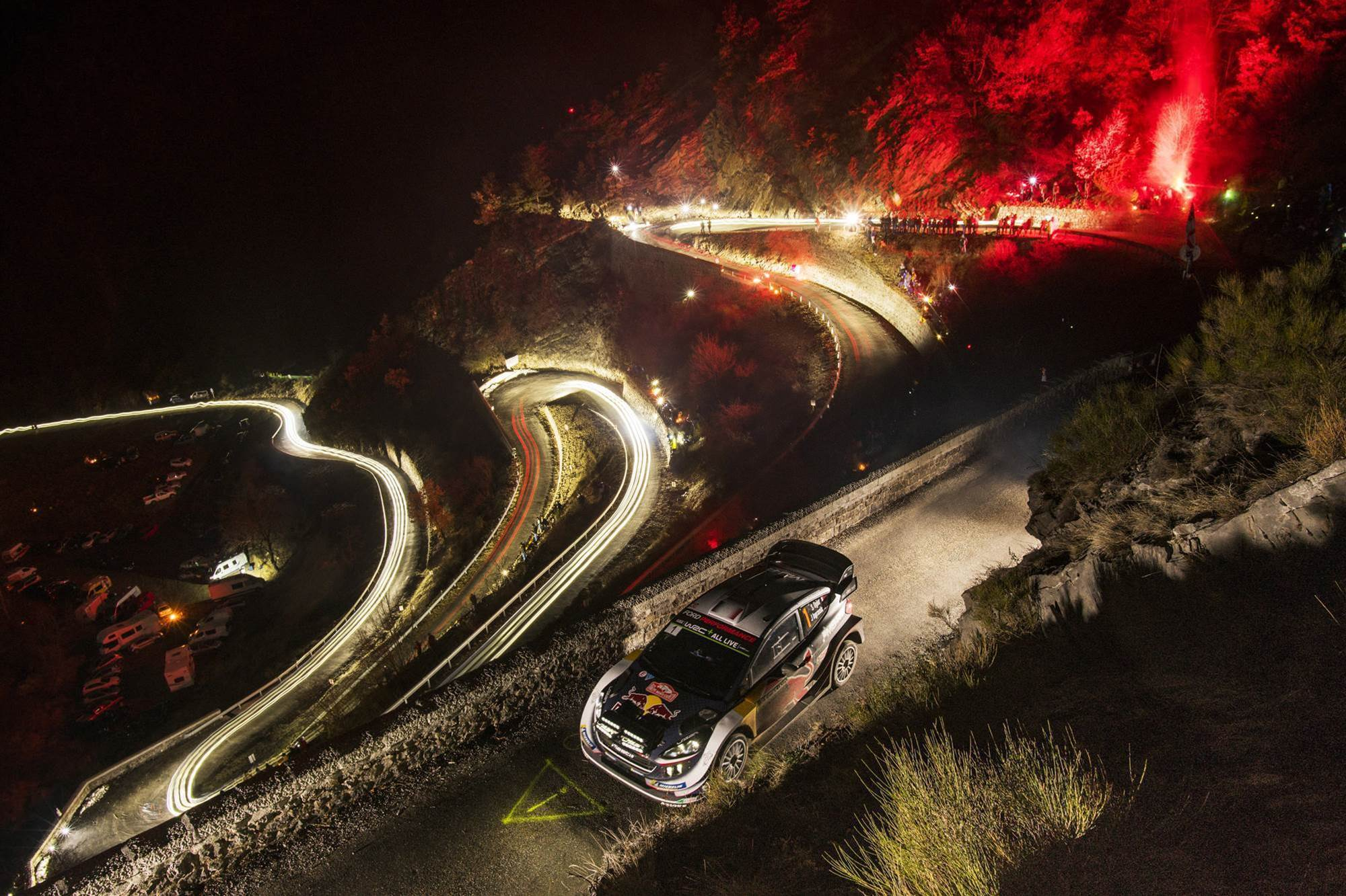 Pic gallery: Monte Carlo rally