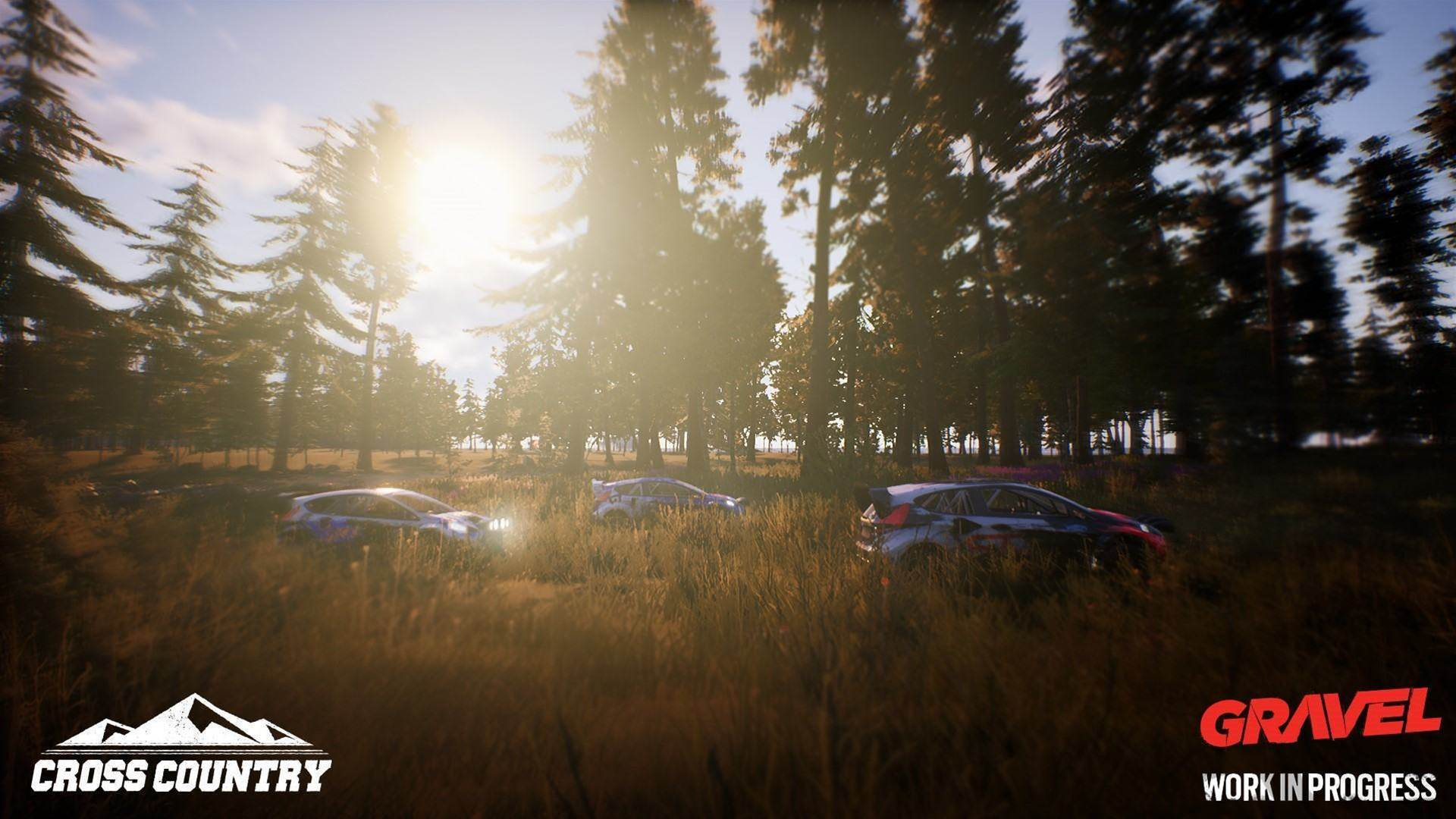 Kick up the dirt with these Gravel screenshots