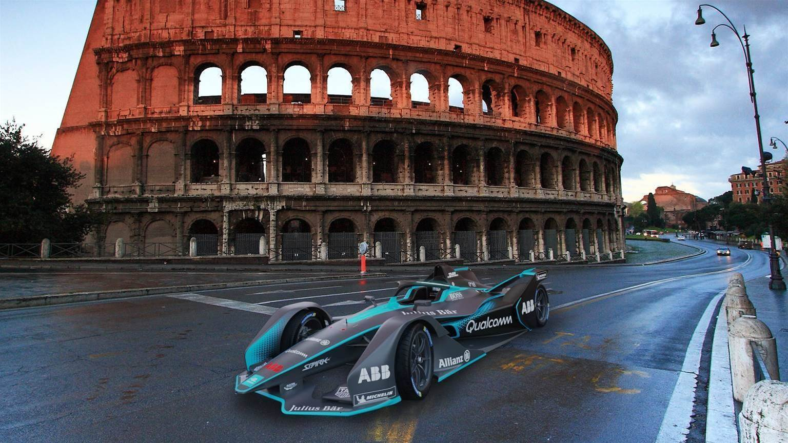 Sneak preview: new generation Formula E