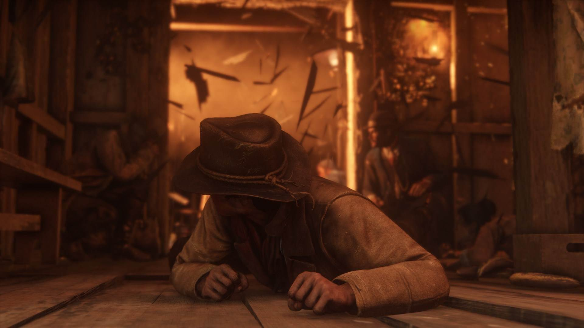 Feast your eyes on these Red Dead Redemption 2 screenshots