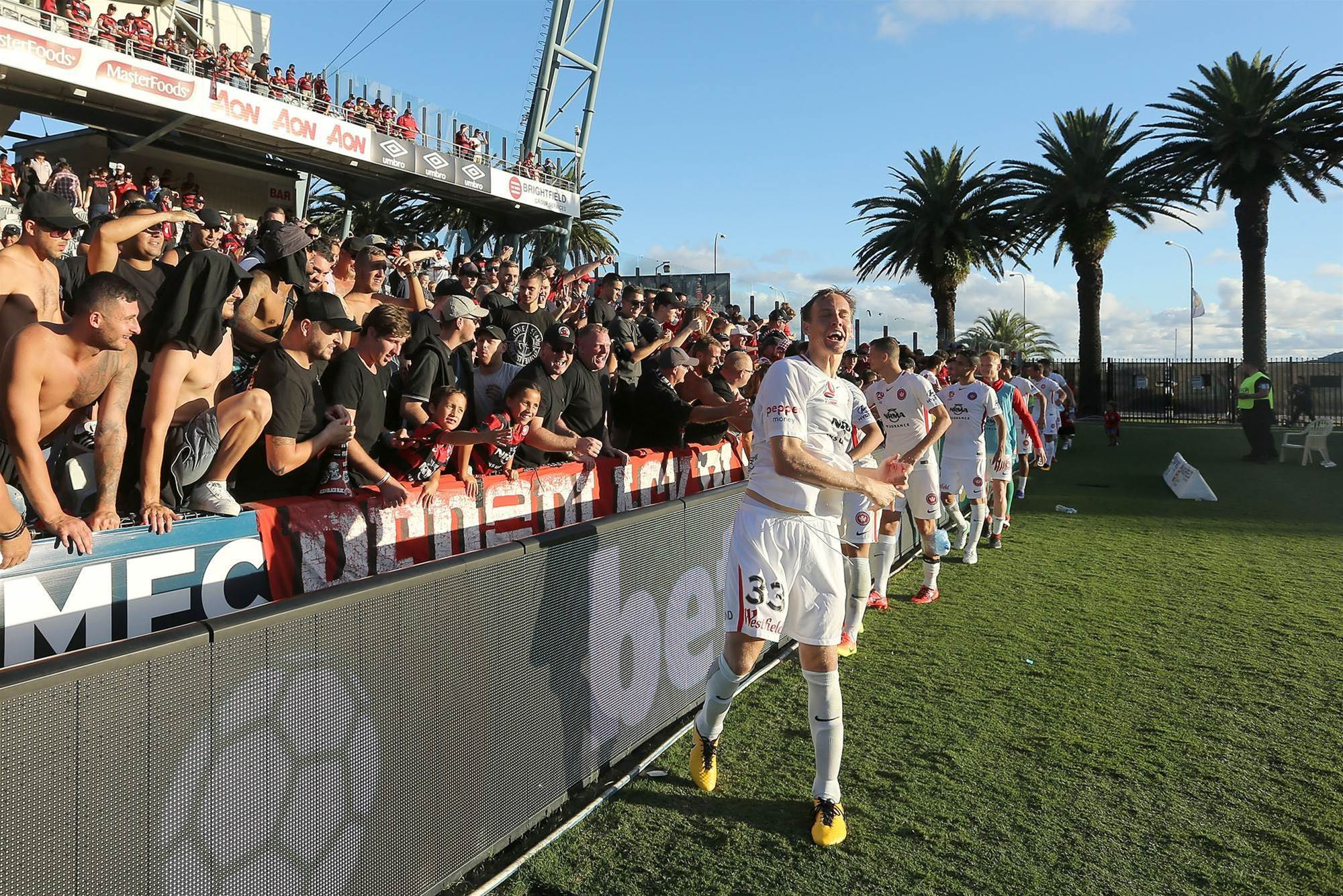 A-League Round 19 pic special
