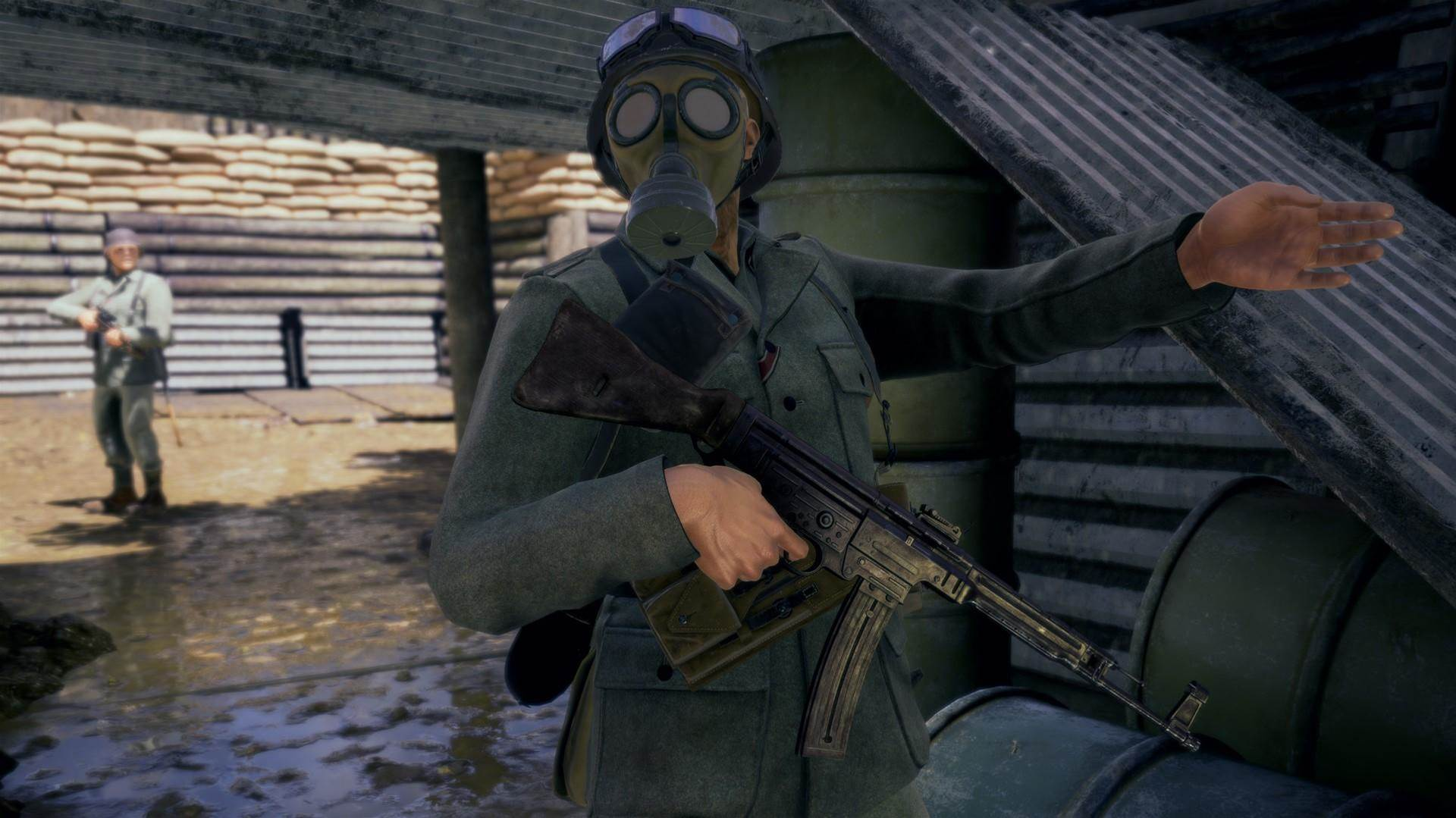 Prepare for war with these Battalion 1944 screens