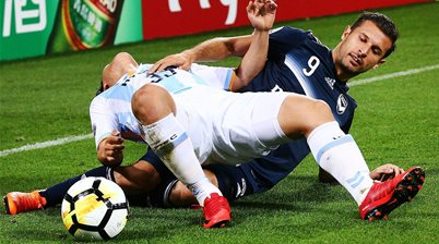 Melbourne Victory v Ulsan pic special