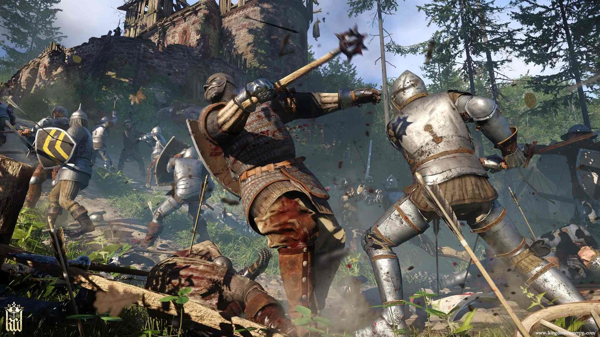 No need to trade your kingdom for these Kingdom Come: Deliverance screens