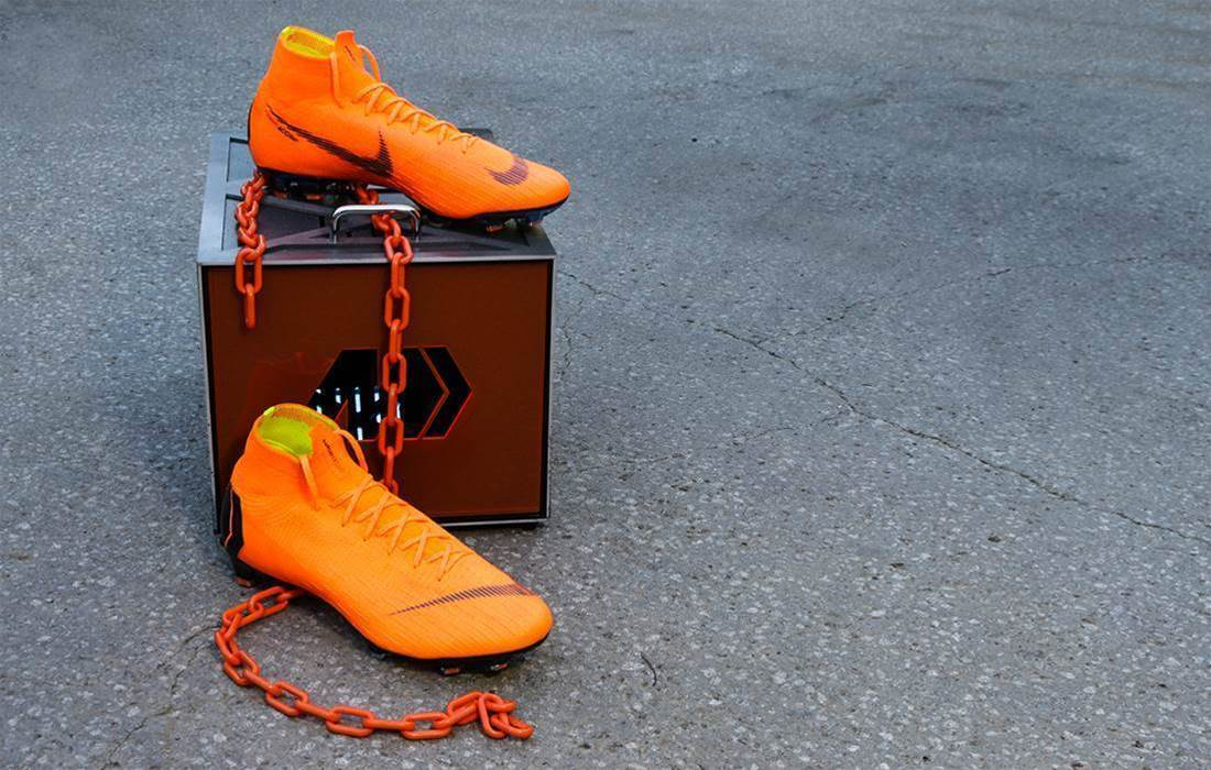 Gallery: Nike's amazing Mercurial 360 unboxing experience