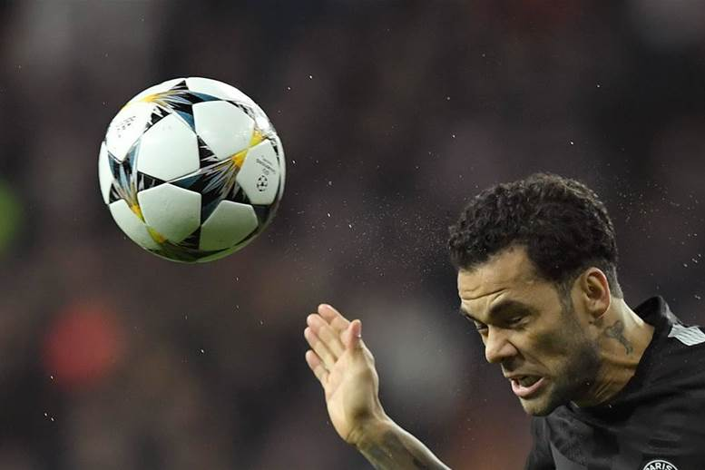 Gallery: Fresh Champions League ball hits the pitch