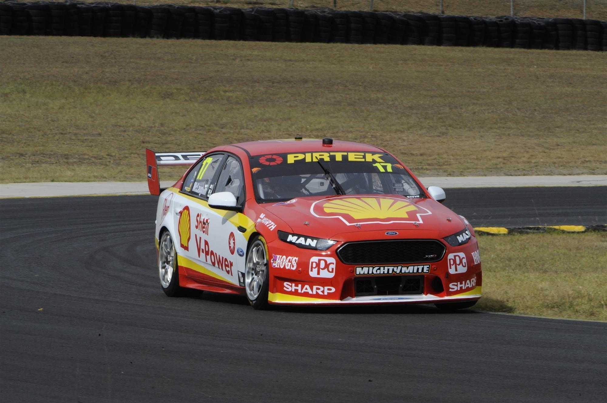 Pic gallery: Supercars pre-season testing