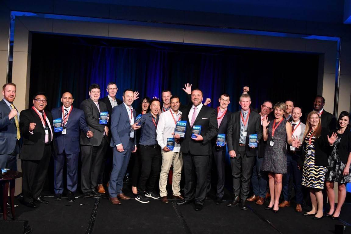 Photos: Australia's IT leaders crowned at Benchmark Awards 2018