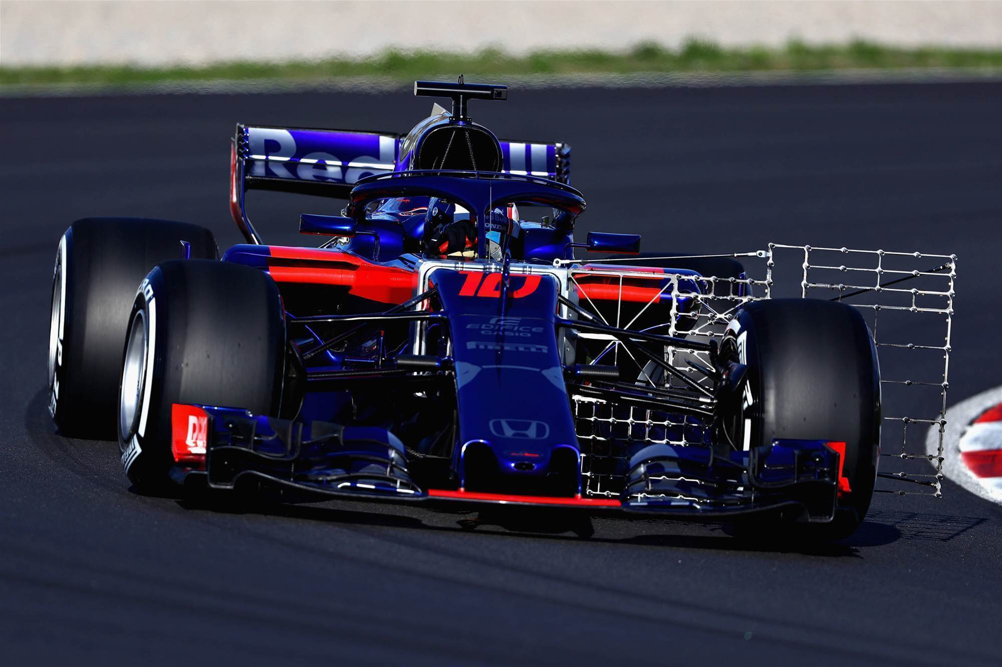Pic gallery: F1 Testing