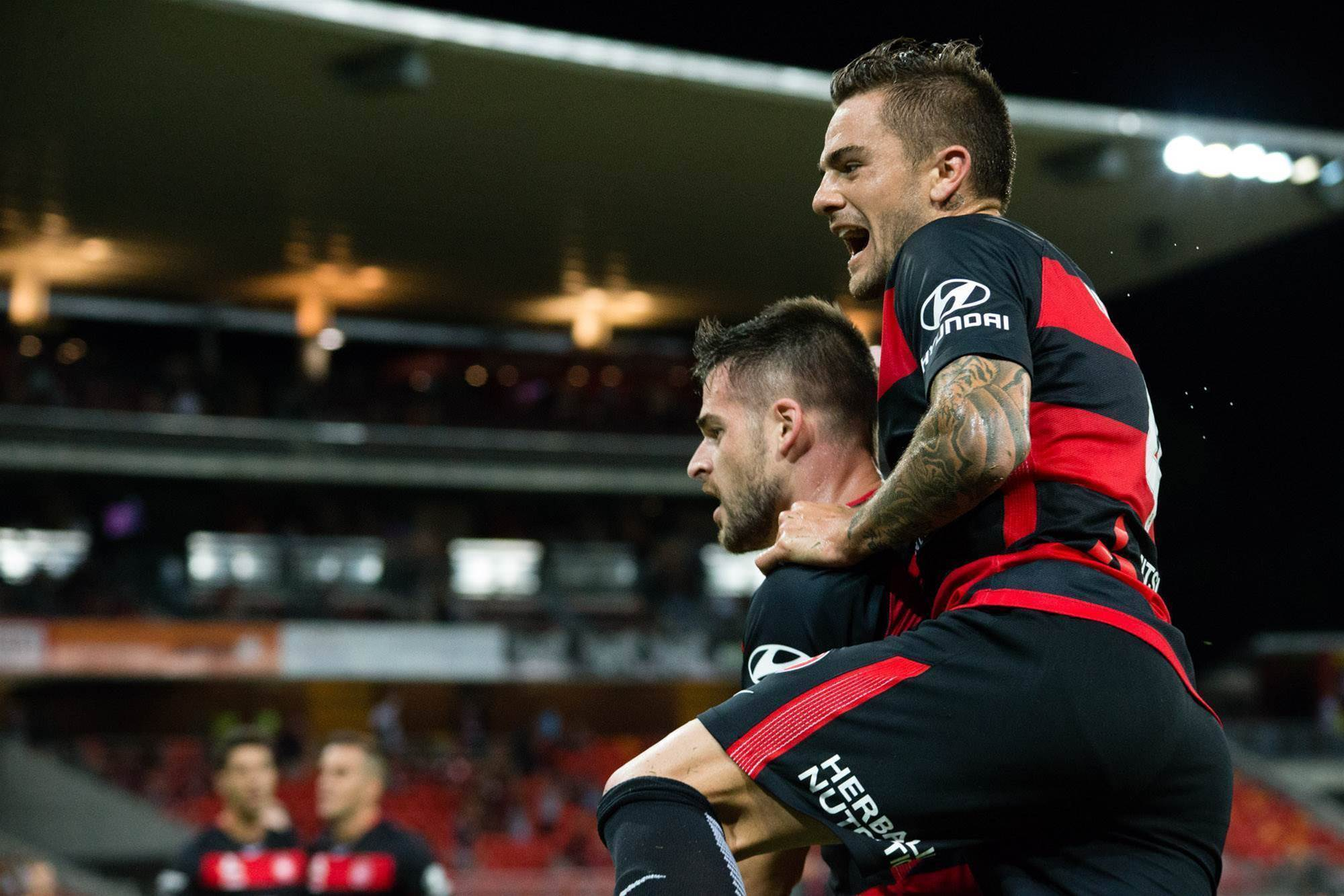 Wanderers v Phoenix pic special