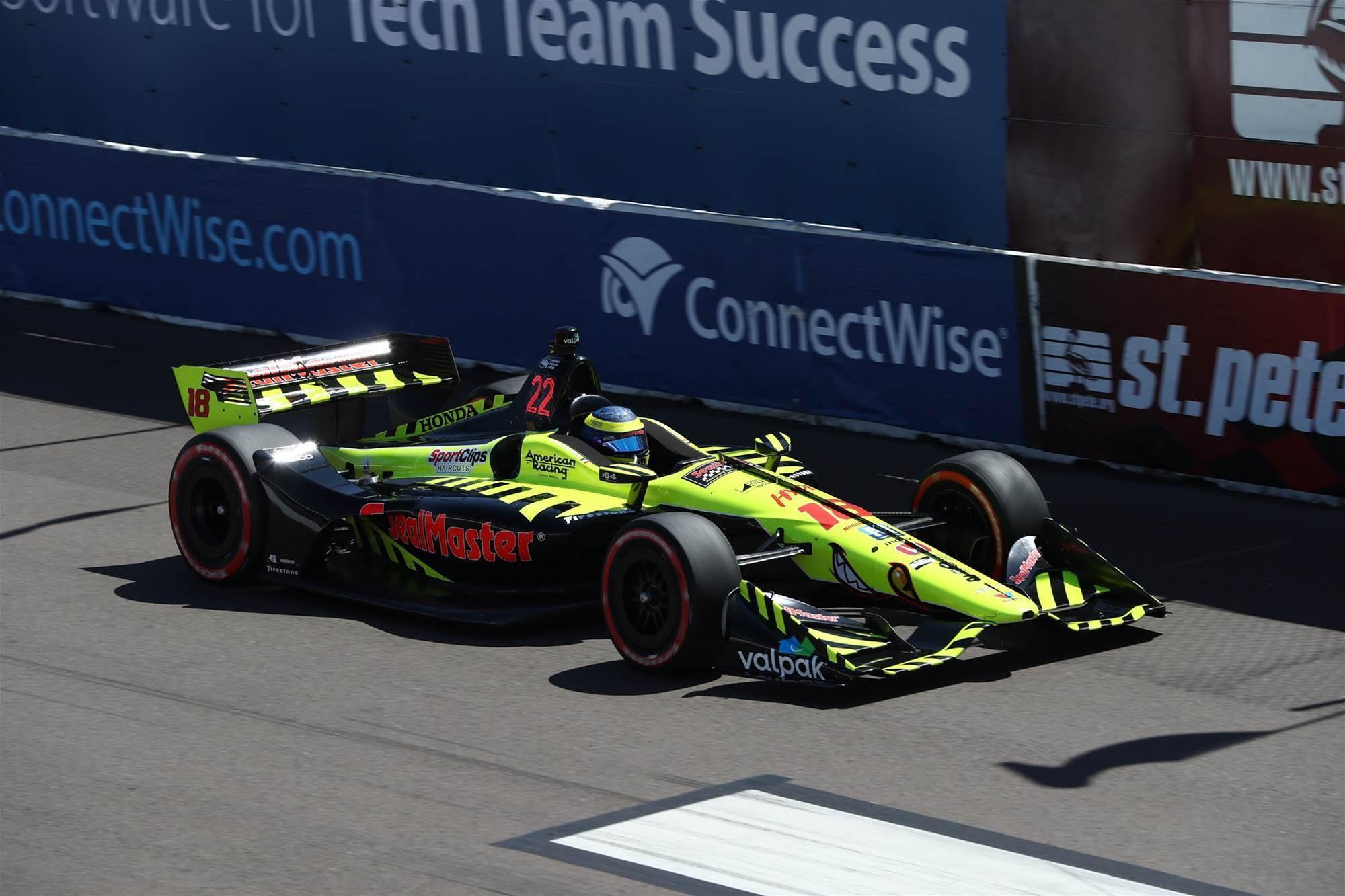 Pic Gallery: Indycars season opener