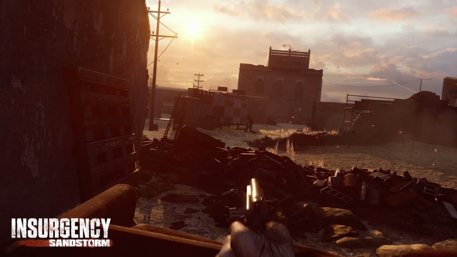 Six new screens from Insurgency: Sandstorm