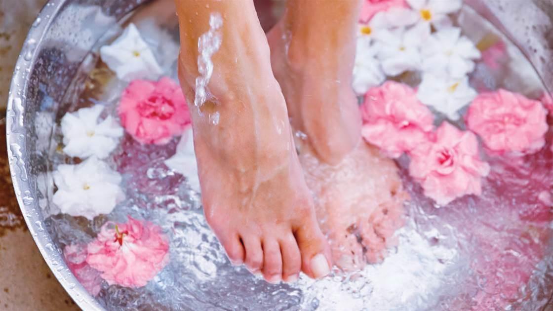 3 Ways To Treat Your Feet