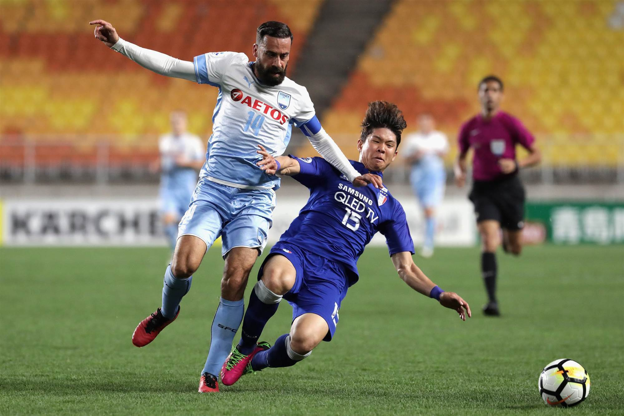 Suwon Bluewings v Sydney FC pic special