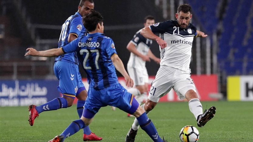 Ulsan v Melbourne Victory pic special