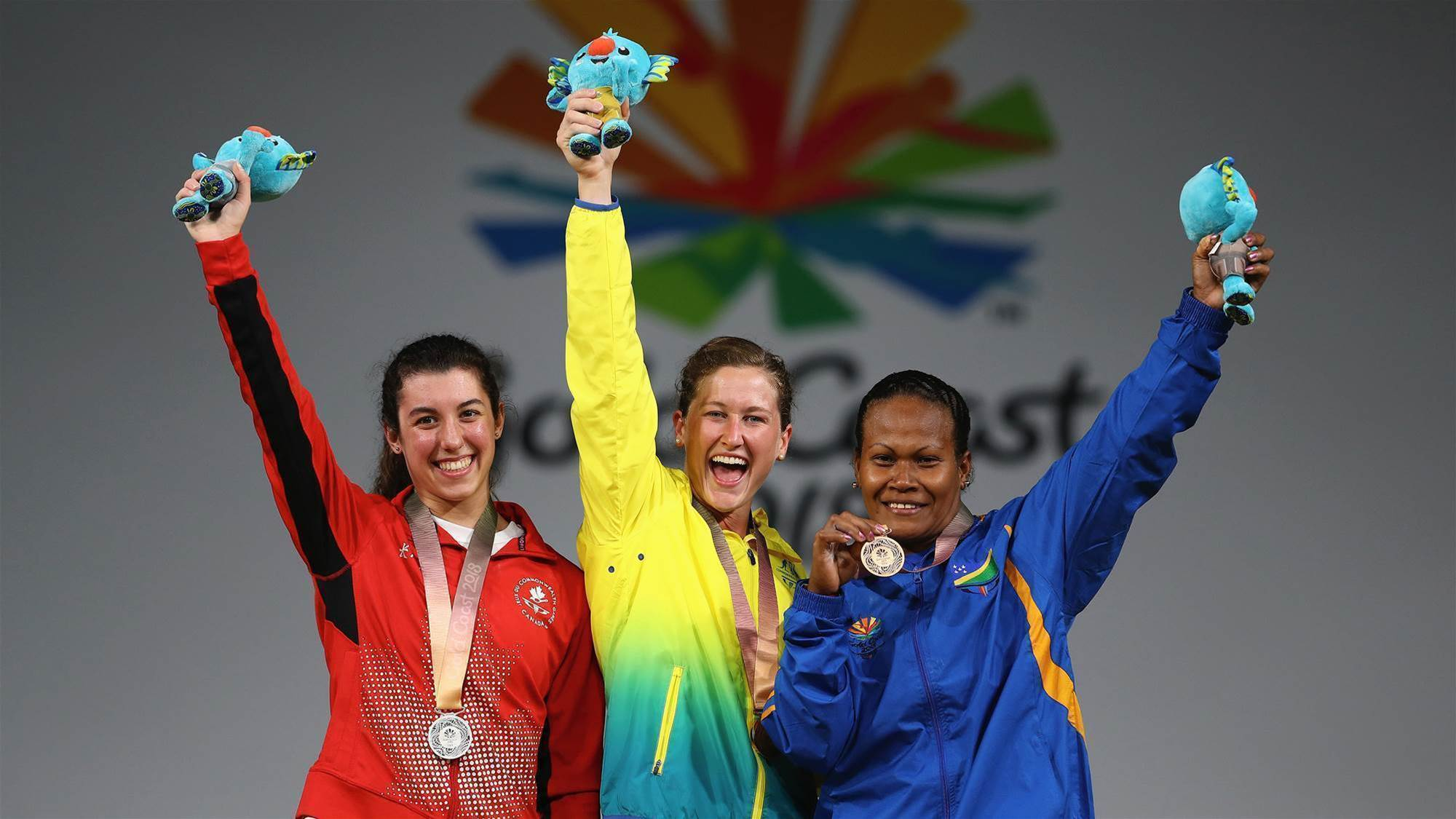 Photo gallery| Commonwealth Games Day 2