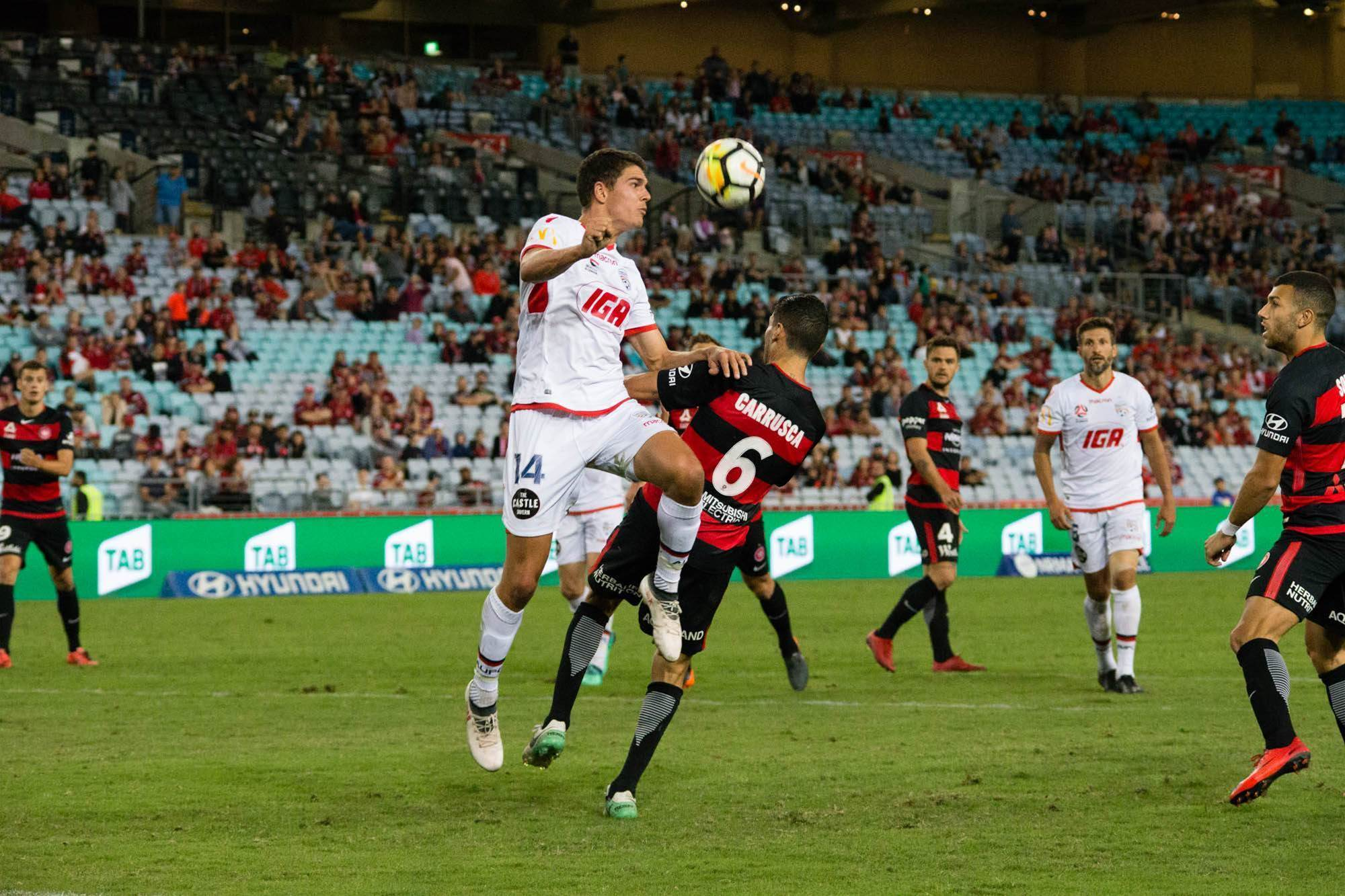 Western Sydney Wanderers v Adelaide United pic special