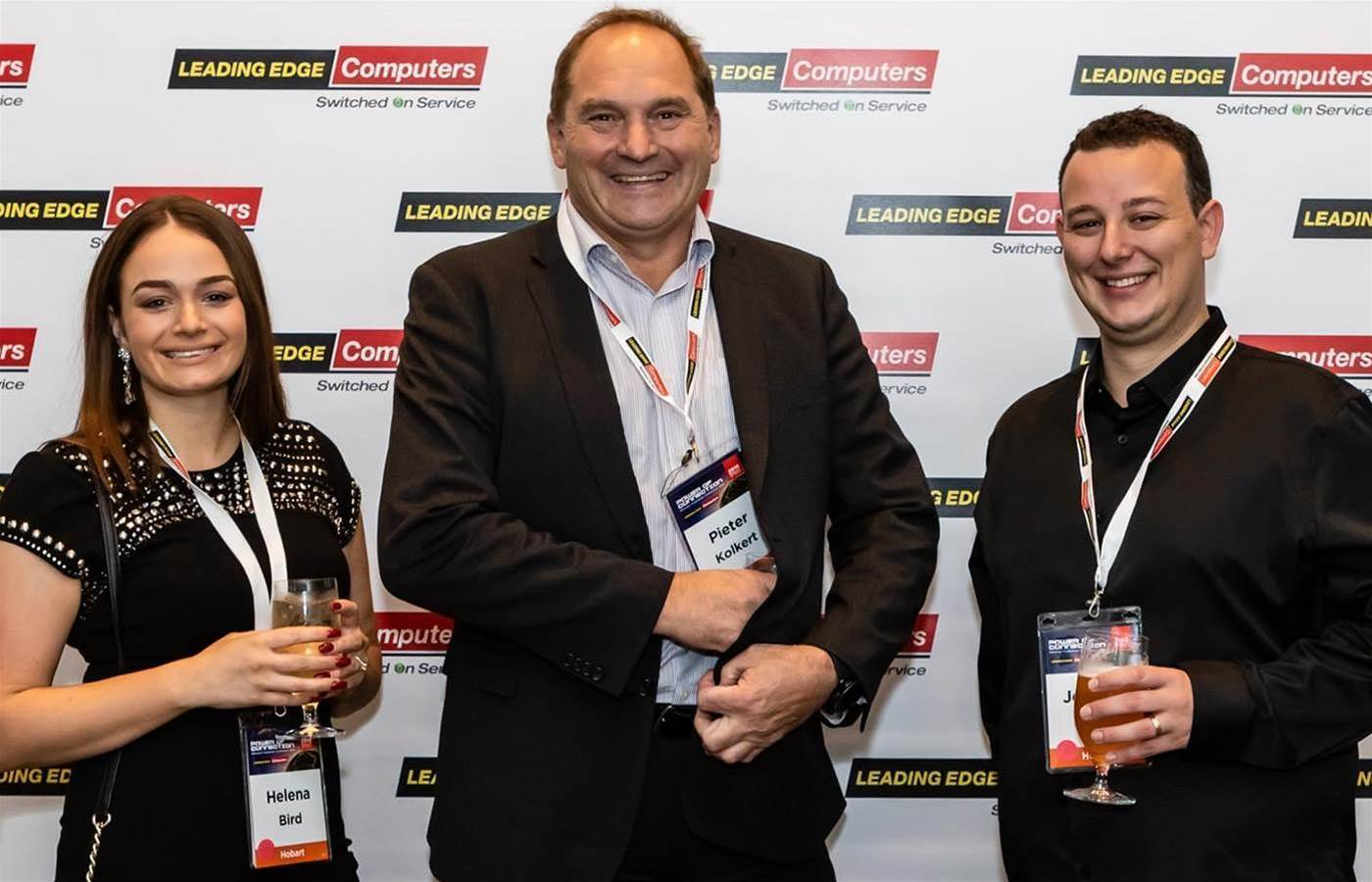 Resellers from around Australia converge for Leading Edge Computers conference