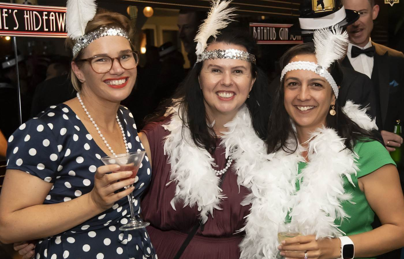 Who partied after CRN Pipeline Melbourne?