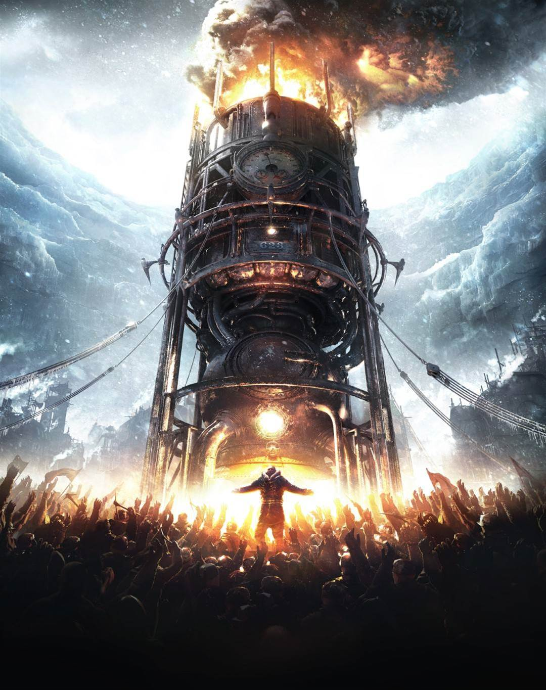 These Frostpunk screens will freeze your heart