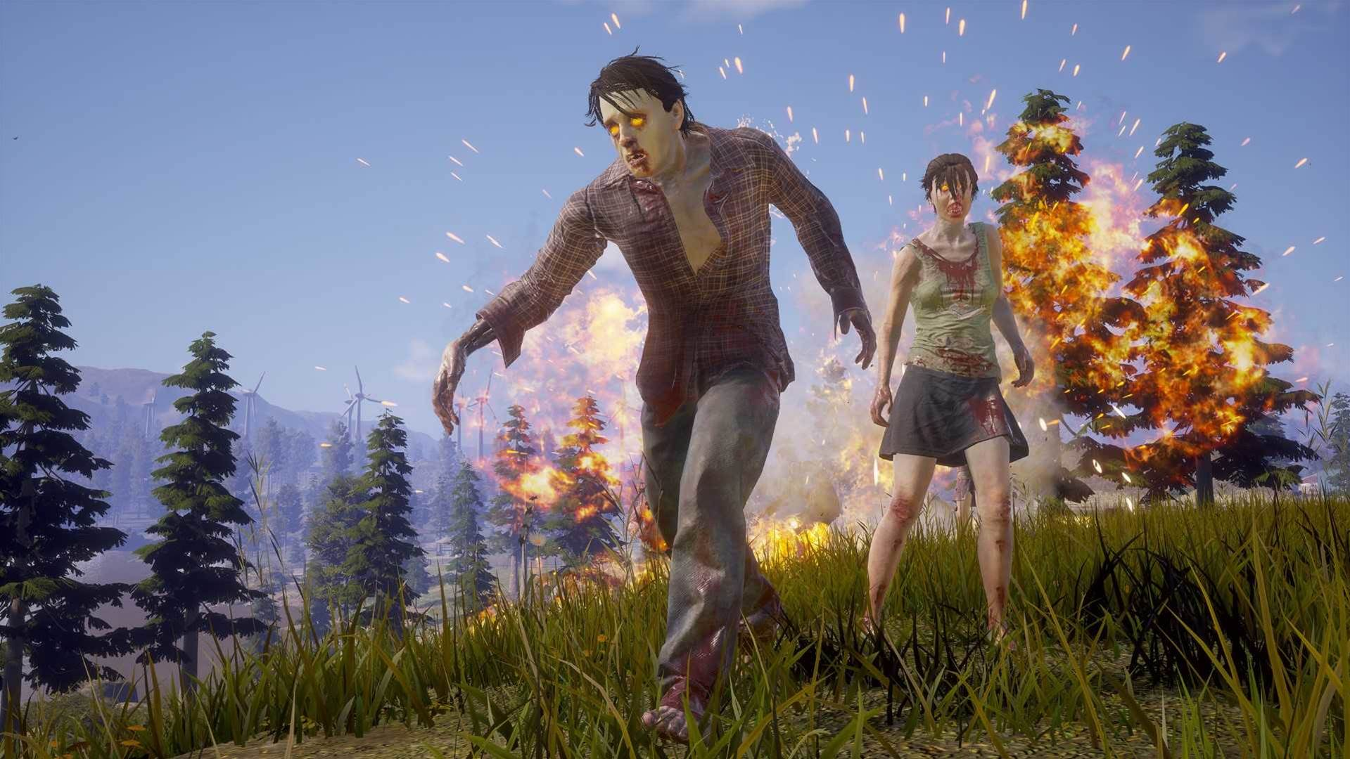 Feast on these State of Decay 2 screens