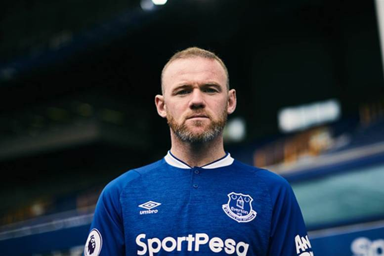 Go On: Umbro drop new Everton home kit