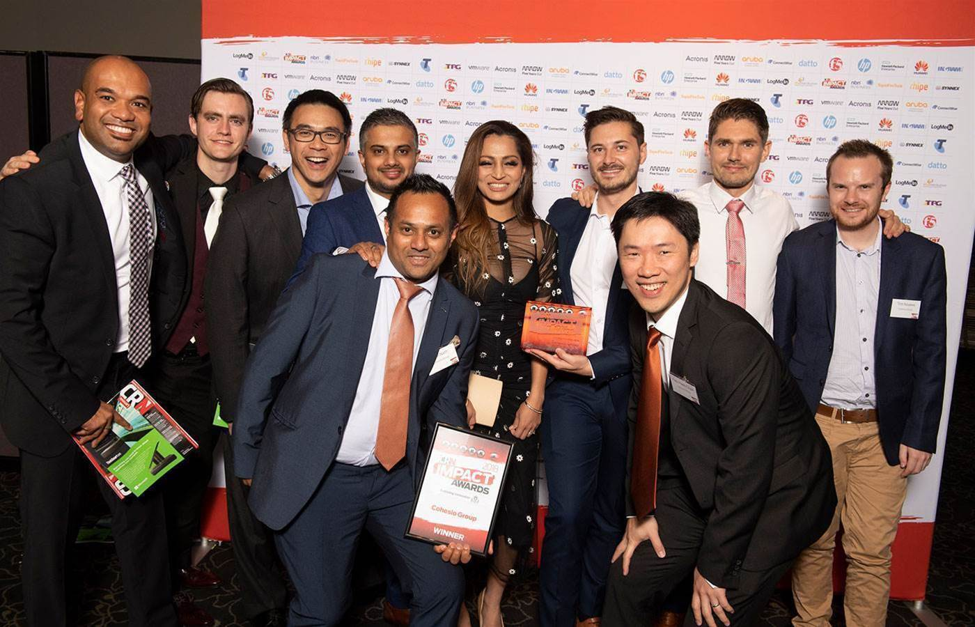 Meet all the winners of the 2018 CRN Impact Awards