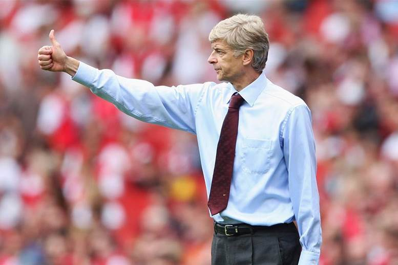 Gallery: Arsene Wenger's Arsenal memories