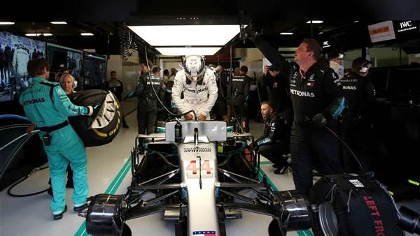 Pic Gallery: Spanish F1 Grand Prix