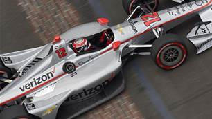 Power on at Indy: Penske takes 200th win