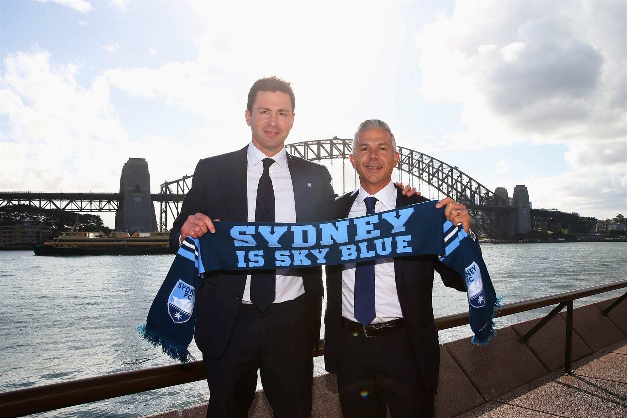 Sydney's Opera House coach reveal