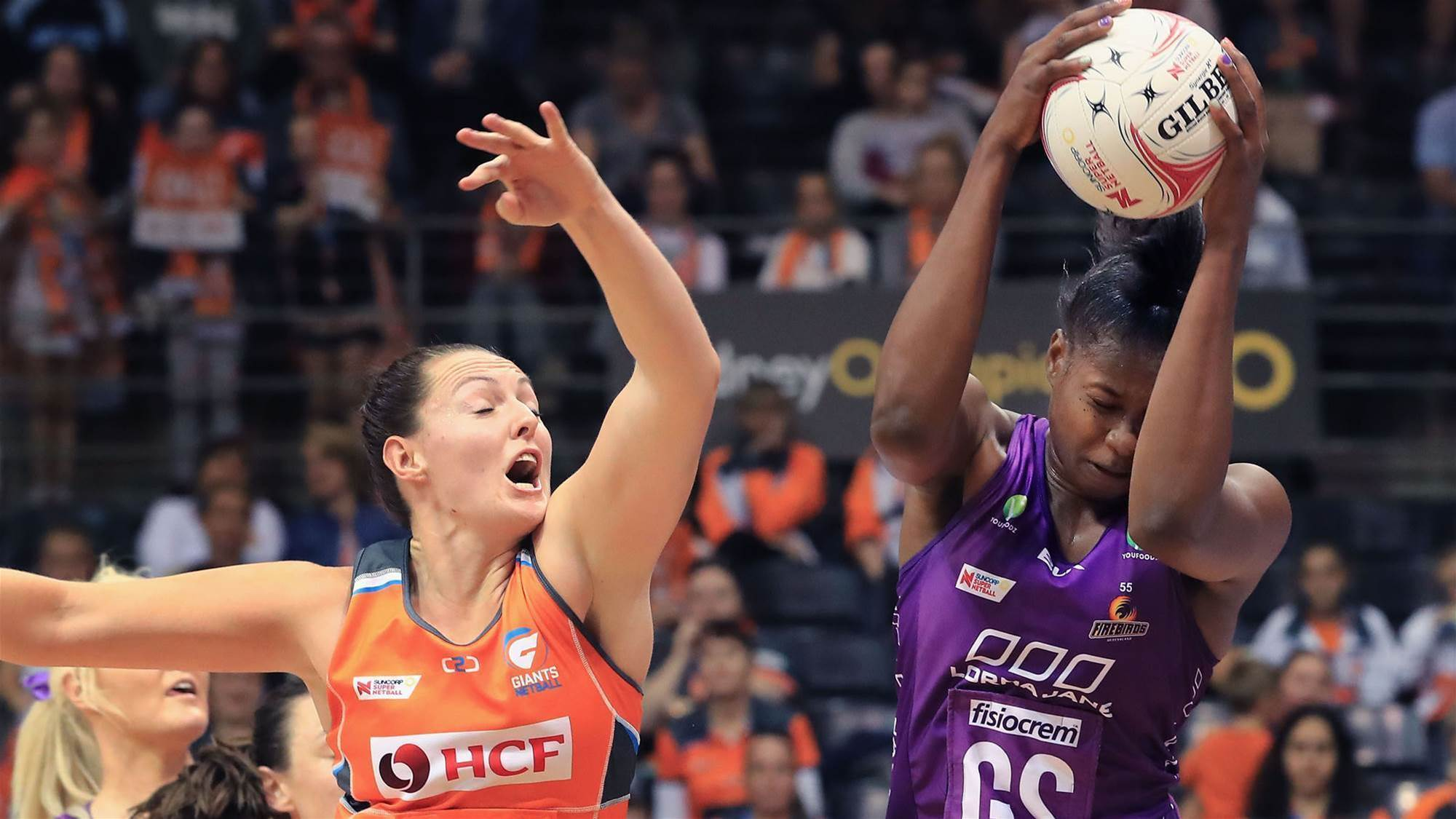 Pic special: Suncorp Super Netball Round 4