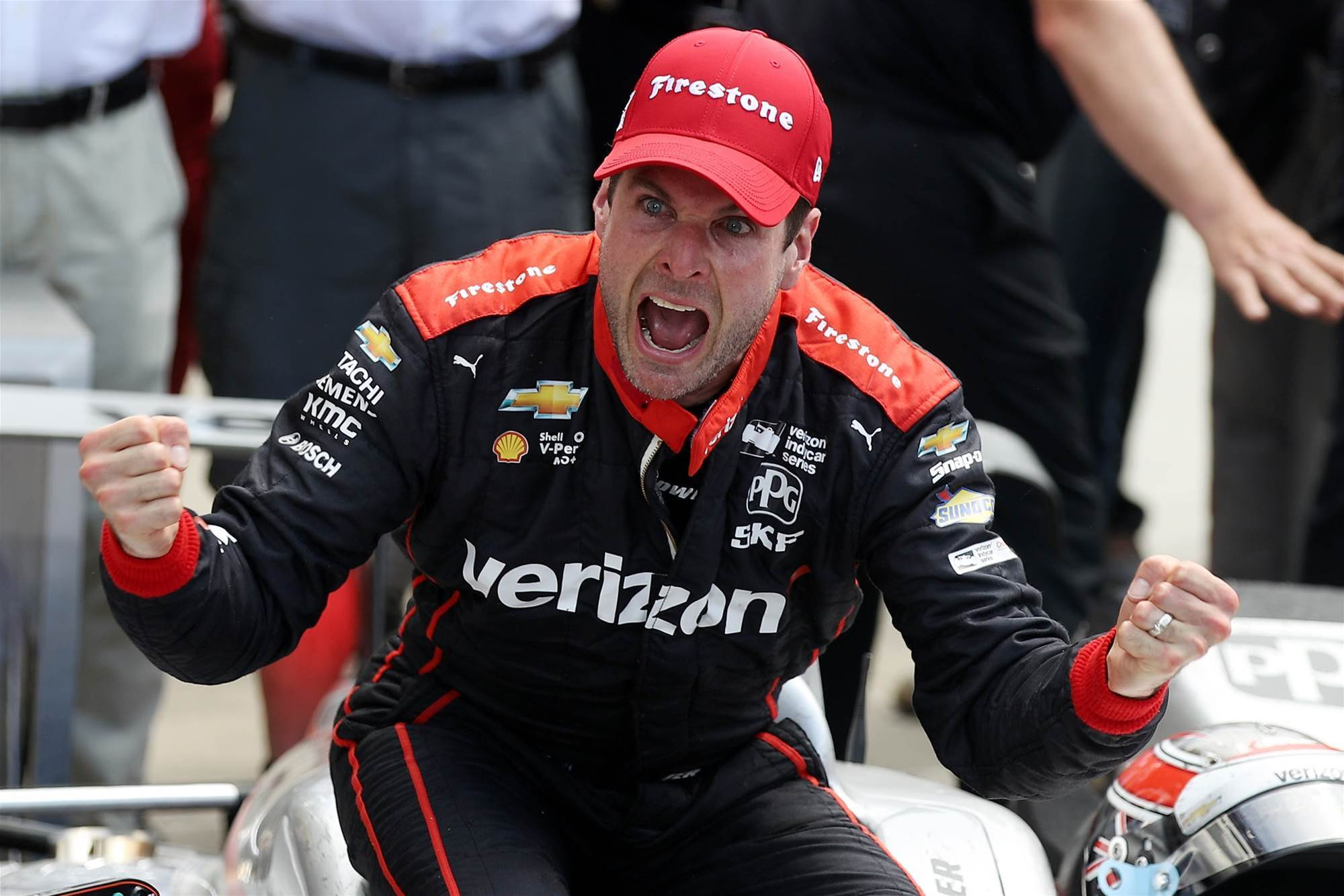 Pic gallery: Will Power's Indy 500 victory