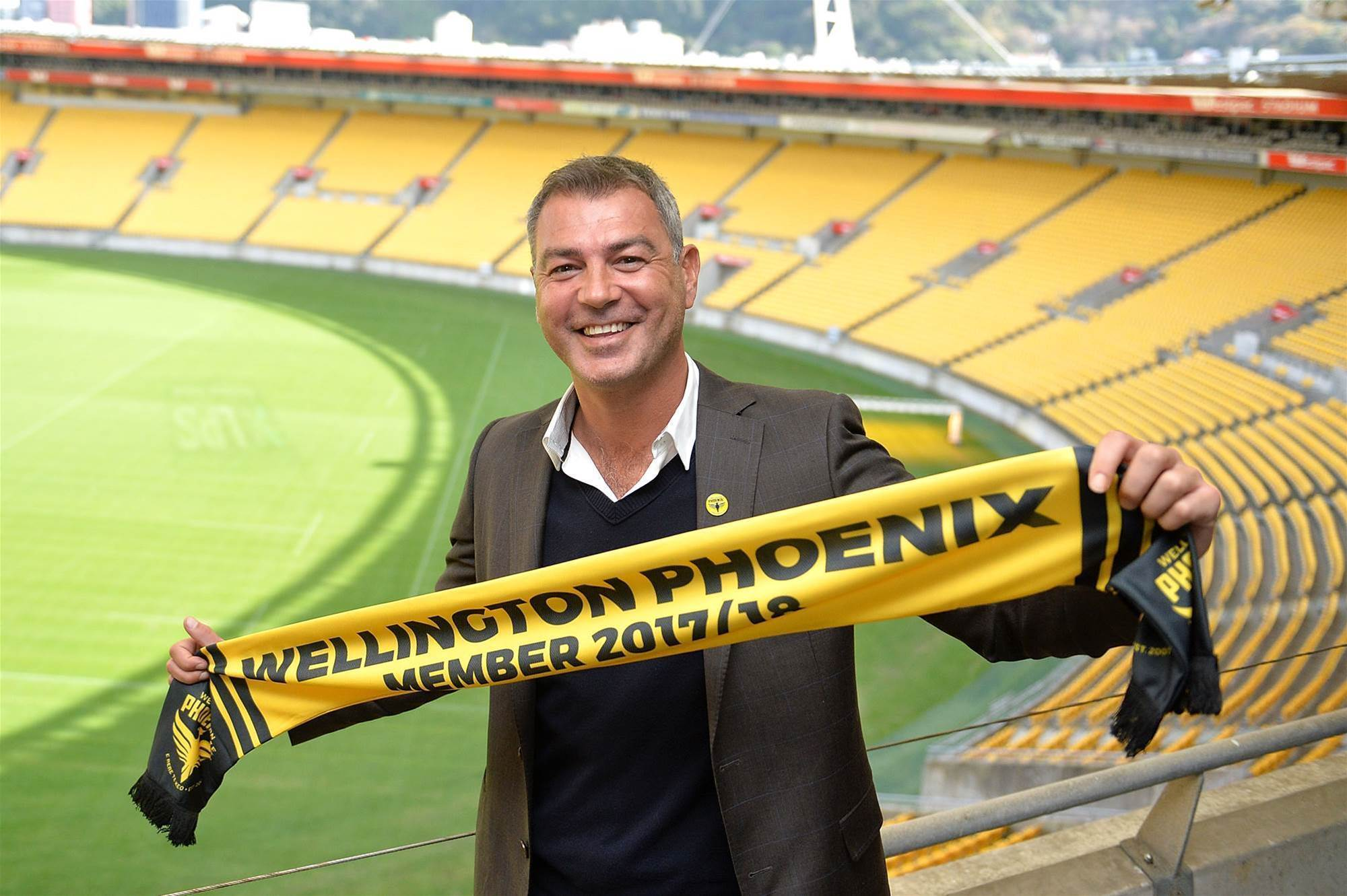 Gallery: Rudan unveiled as Phoenix coach
