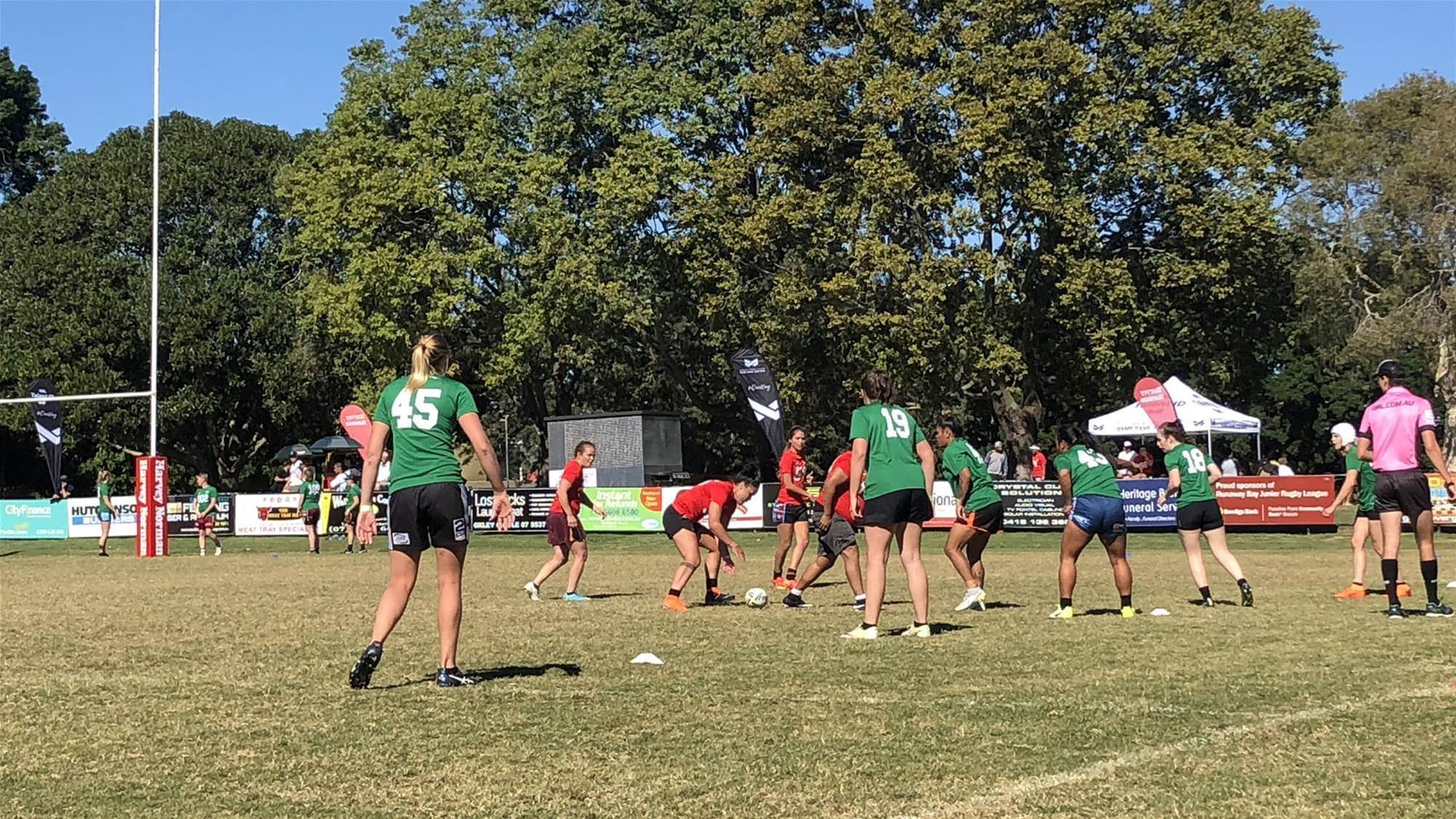 From the sidelines: NRL Talent ID Day
