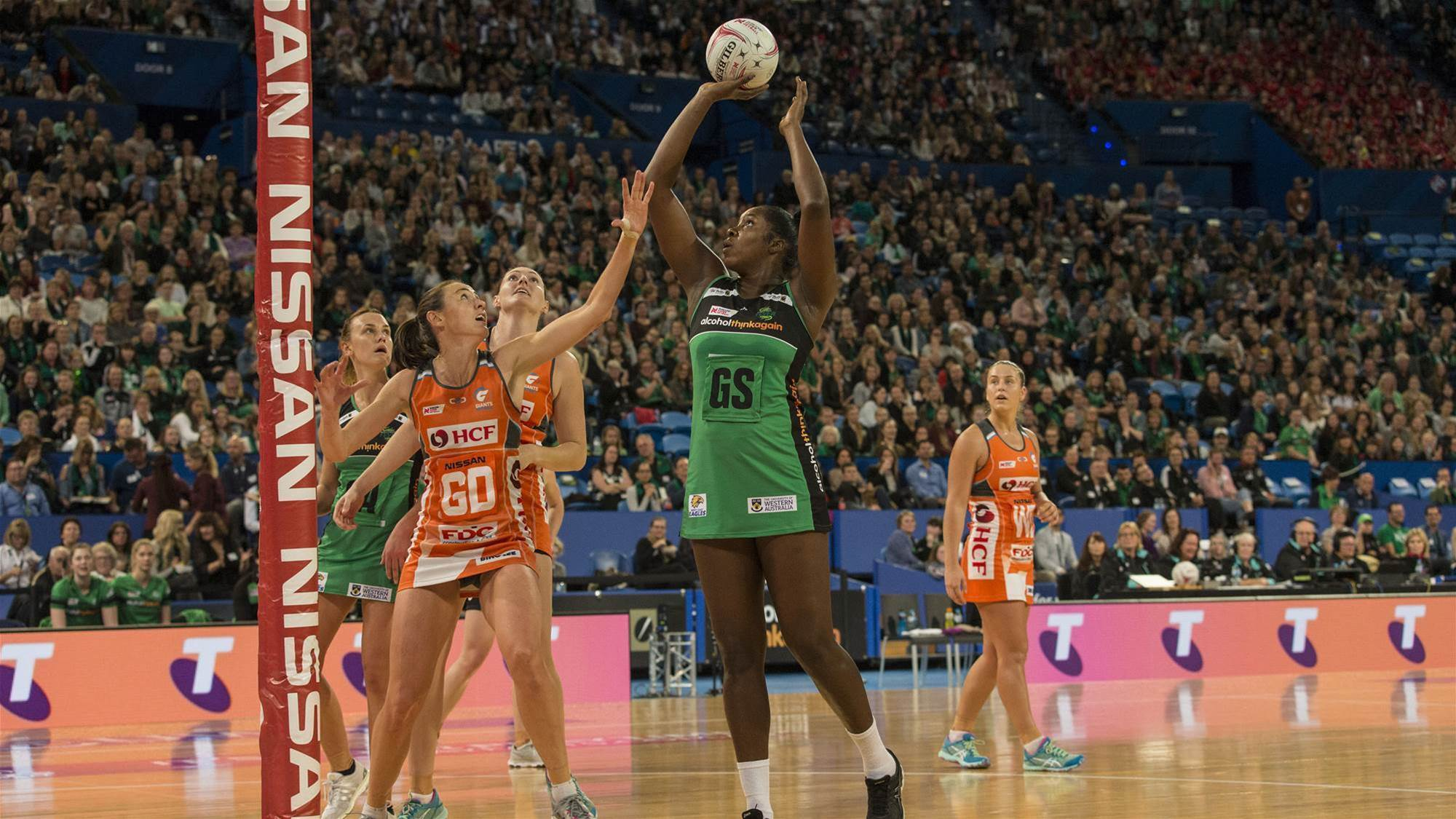 Pic special: Suncorp Super Netball Round 6