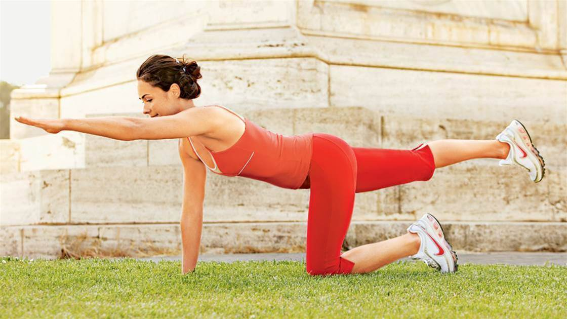 5 Simple Moves To Get Toned After 40