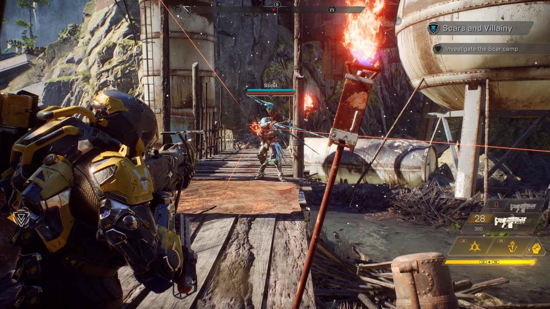 Anthem E3 2018 screens