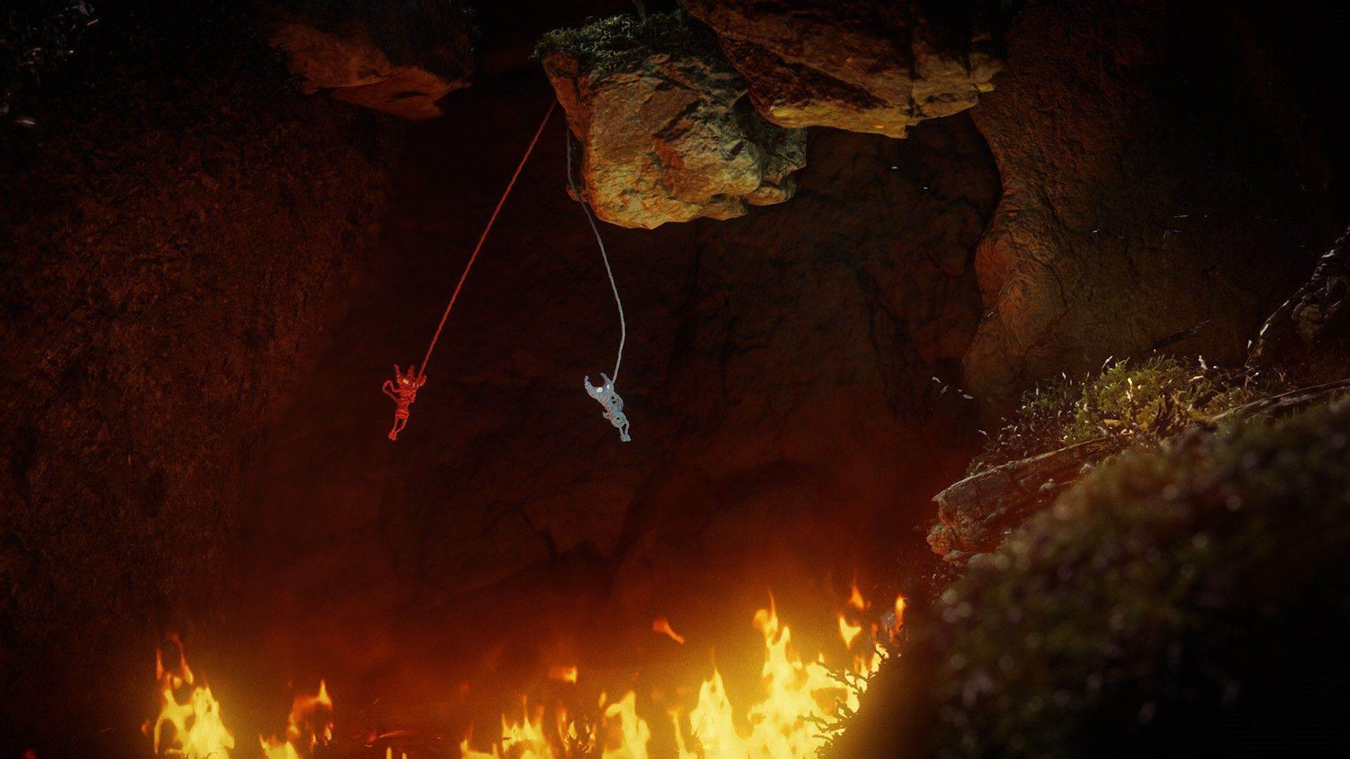 Unravel Two E3 2018 screens