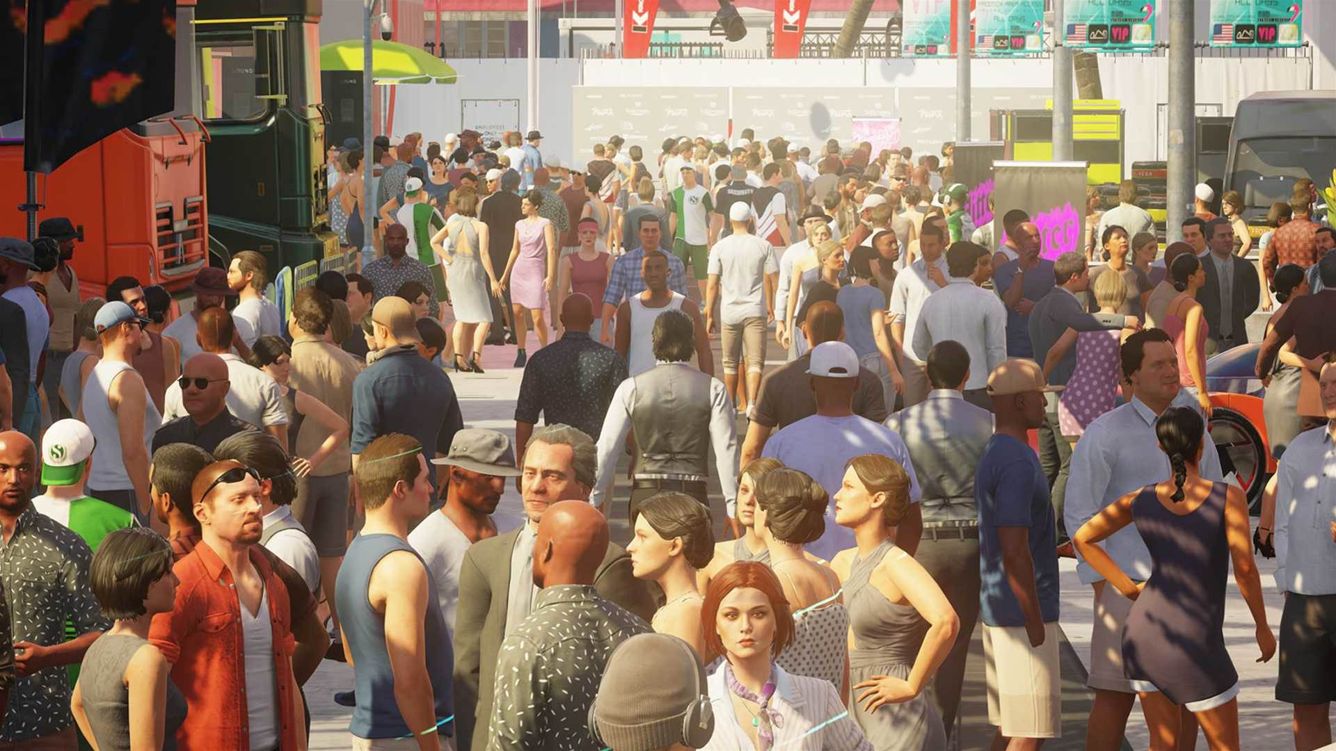Hitman 2 E3 2018 screens