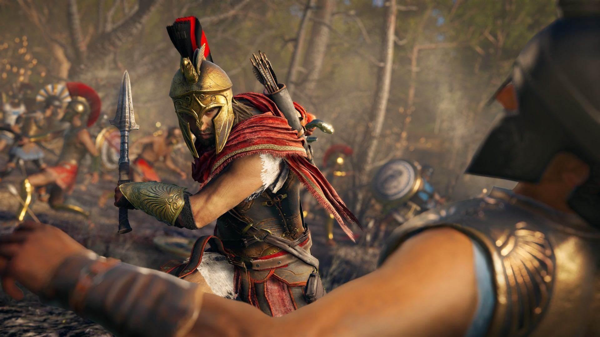 Assassin's Creed Odyssey E3 2018 screens