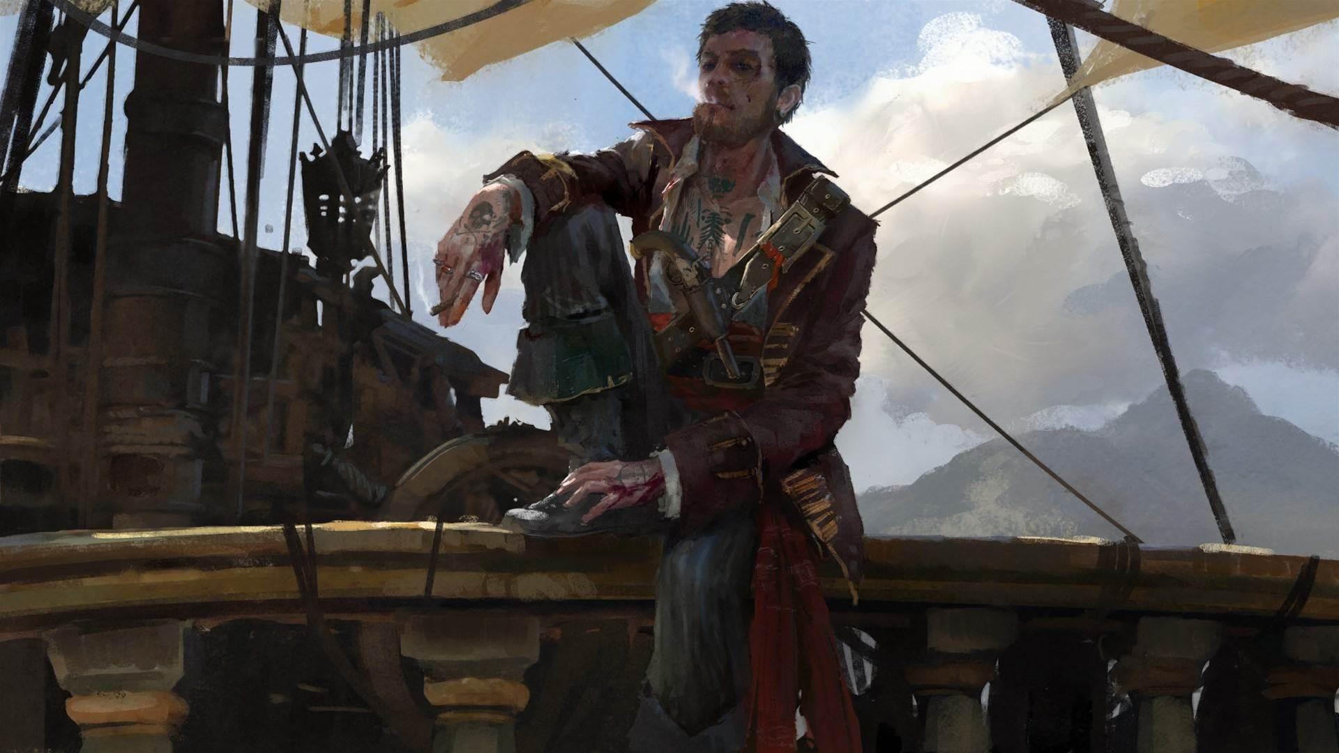 Skull & Bones E3 2018 screens