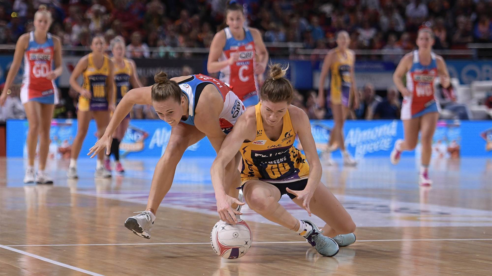 Pic special: Suncorp Super Netball Round 7