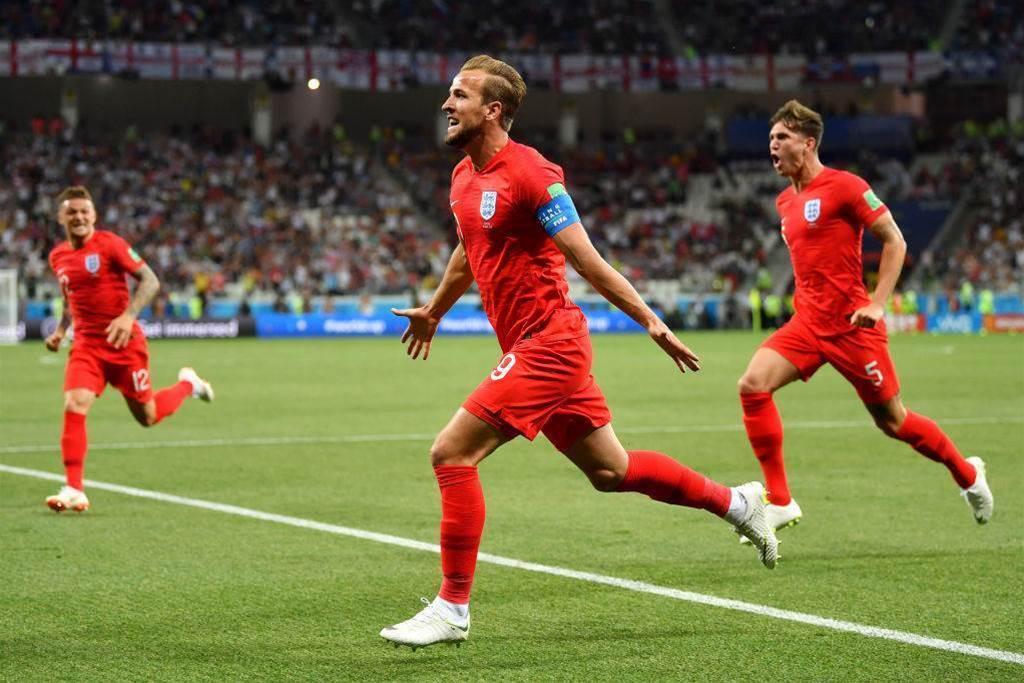 England v Tunisia pic special